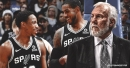 Gregg Popovich stands in the way of a San Antonio Spurs' rebuild