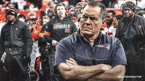 New England Patriots video focuses on Bengals' sideline for eight minutes