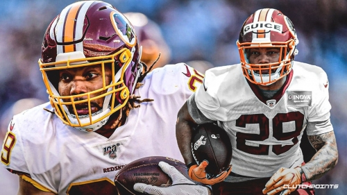 Redskins news: Derrius Guice may be out for season with MCL sprain
