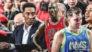 Scottie Pippen reacts to Luka Doncic-Michael Jordan comparisons