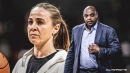 Charles Barkley advises Spurs assistant Becky Hammon not to take New York job