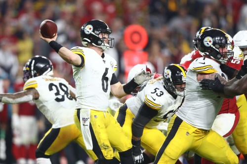 NFL Power Rankings: Another win, and the Steelers still cant' crack the Top 10