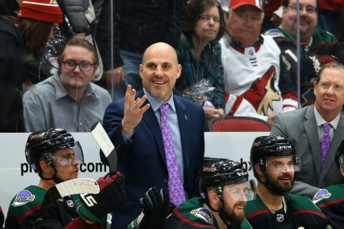 In hunt for playoffs, Arizona Coyotes must now replicate road success on home ice