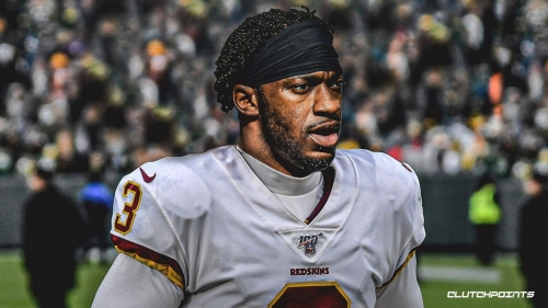 The story of Robert Griffin III and his demise with the Washington Redskins