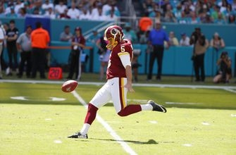 Podcast trying to send Redskins punter Tress Way to Pro Bowl
