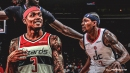 Wizards' Bradley Beal addresses rumored interest in Heat before signing extension
