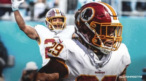 Report: Redskins placing Derrius Guice on injured reserve