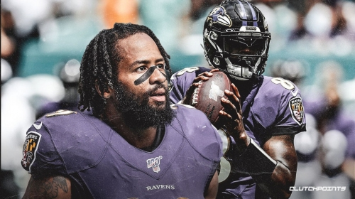 Ravens' Earl Thomas doesn't think referees are doing enough to protect Lamar Jackson