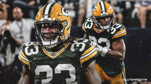 Aaron Jones is now in elite company among great Packers running backs
