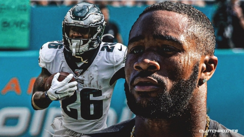 The Eagles need to utilize Miles Sanders early and often against Redskins