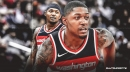 VIDEO: Wizards' Bradley Beal cuts to the rim, dunks all over the Hornets