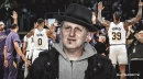 Michael Rapaport declares Clippers will win the championship