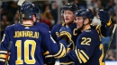 Eichel extends streak with two goals, Sabres top Blues