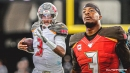 Buccaneers QB Jameis Winston wearing 'preventative' cast on right hand