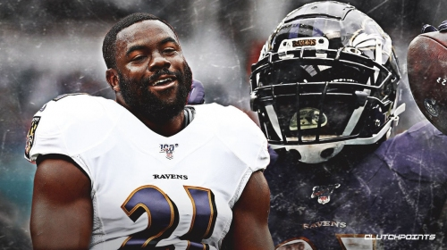 The Ravens need Mark Ingram to be a consistent presence against the Jets
