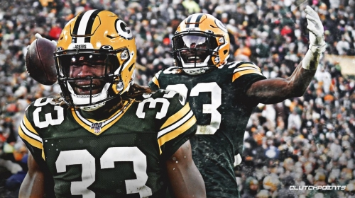 Why the Packers must establish Aaron Jones early against the Bears