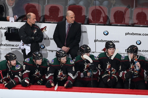 2019-20 Arizona Coyotes Home Record is Holding Them Back
