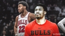 Bulls coach Jim Boylen reacts to Otto Porter Jr. missing another 4 weeks