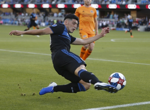 San Jose Earthquakes get their man in Cristian Espinoza on multi-year deal
