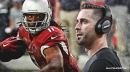 Kliff Kingsbury plans to pitch Larry Fitzgerald on returning to Cardinals next season