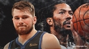 Luka Doncic says Mavs 'will have to do a great job' defending Derrick Rose vs. Pistons