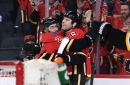 Flames Quick Turnaround Spurred by New Third Line