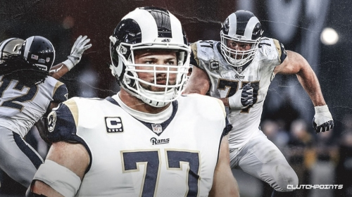 Rams OL Andrew Whitworth skeptical of Patriots amid another scandal