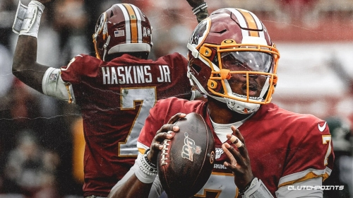 Evaluating Redskins rookie QB Dwayne Haskins through his first seven games