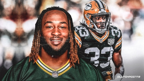 Grading Packers RB Aaron Jones through the first 13 games of 2019