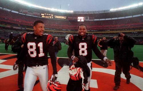 Dec. 12, 1999: Cincinnati Bengals final game at Cinergy Field/Riverfront Stadium