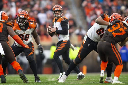 Weekly Lineman: How the Bengals' offensive line has handled an uptick in empty protections