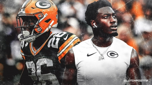 Packers S Darnell Savage: 'I'm not a dirty player'