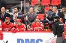 Jeff Blashill On Thin Ice for Detroit Red Wings