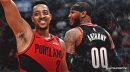 Blazers' CJ McCollum thinks Carmelo Anthony's failed stints with Rockets, Thunder were a 'blessing in disguise'