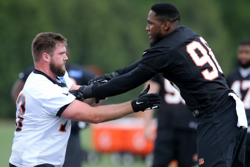 Cincinnati Bengals rookie LT Jonah Williams is 'excited' by opportunity to practice again