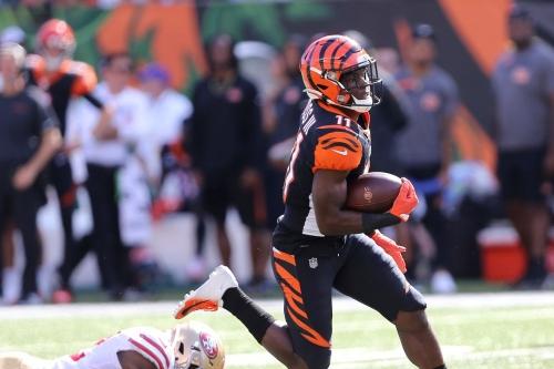 Bengals vs. Patriots injury report: John Ross goes full; Sam Hubbard still limited