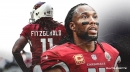Larry Fitzgerald non-committal on Week 15 being his last Cardinals home game