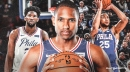 Sixers' Al Horford says leaving Celtics was tough, but couldn't pass up opportunity to play with Joel Embiid and Ben Simmons