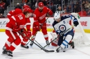 Detroit Red Wings vs. Winnipeg Jets: Photos from LCA