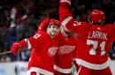 Finally! Detroit Red Wings win for first time in a month, top Jets, 5-2