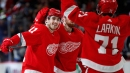 Red Wings snap 12-game losing streak with win over Jets