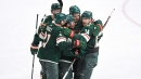 Staal, Kunin help Wild recover to hold off Oilers
