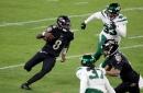 NY Jets' Jordan Jenkins on Ravens' Lamar Jackson: 'He's the real deal'