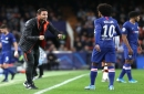 Chelsea manager Frank Lampard not planning on talks with out-of-contract trio