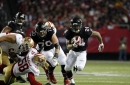 Intriguing Falcons to watch against the 49ers