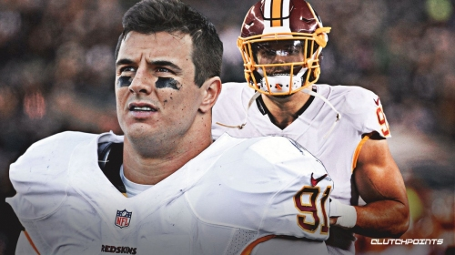 Redskins news: Washington places OLB Ryan Kerrigan on the injured reserve