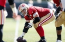 Kurtenbach: Why new 49ers center Ben Garland is oh so easy to root for