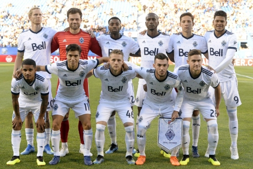 The Vancouver Whitecaps and a 4-3-3 Formation