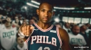 Al Horford wants Celtics fans to remember how hard he worked