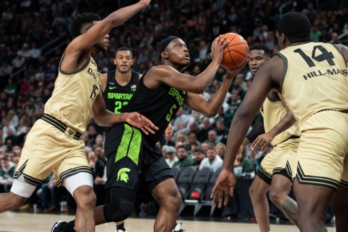 Michigan State basketball has no problem with Oakland, rolling to 72-49 win